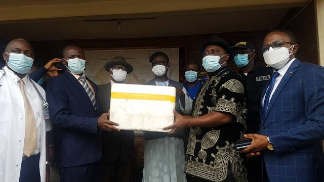 COVID-19: AS North West receives vaccines, Health workers prioritize
