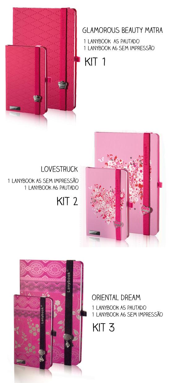 Sorteio Lanybook