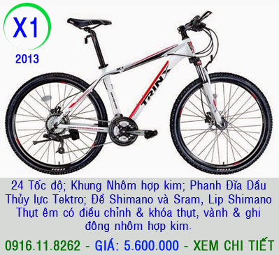 XE ĐẠP THỂ THAO, xe dap the thao, xe dap trinx, xe đạp thể thao chính hãng, xe dap asama,  x1 2013
