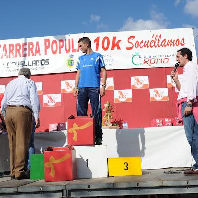 XV 10 km Socuéllamos Carrera Urbana - Trofeos