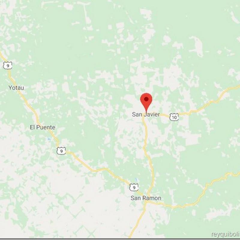 San Javier: municipio cruceño (Bolivia)