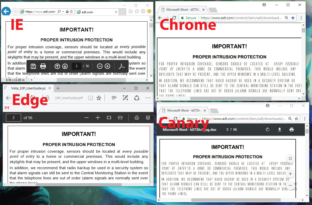 PDFs in Chrome display incorrect font - Google Chrome Help