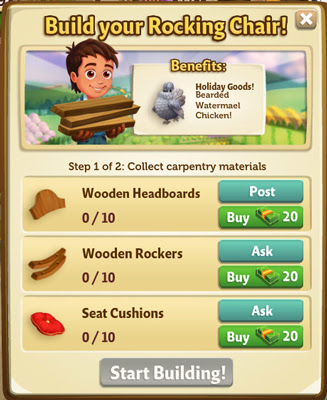 farmville 2 rocking chair – farmville 2 cheats
