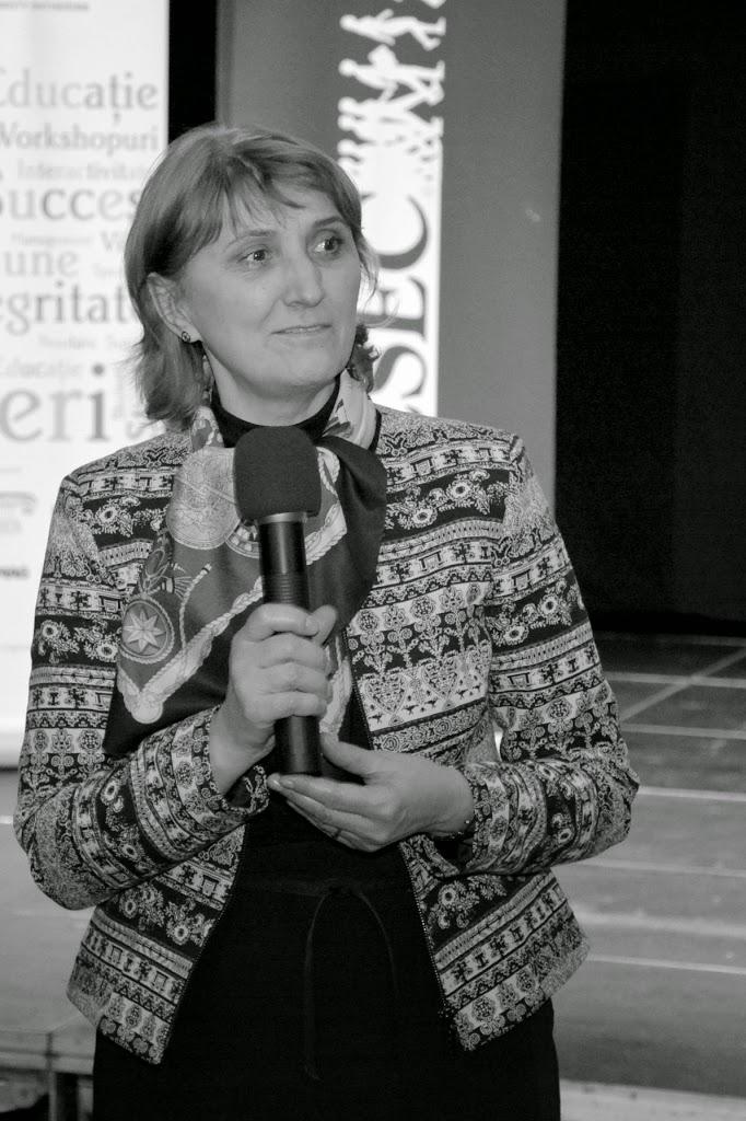 Bucharest Integrity Gathering -  B&W - (27)