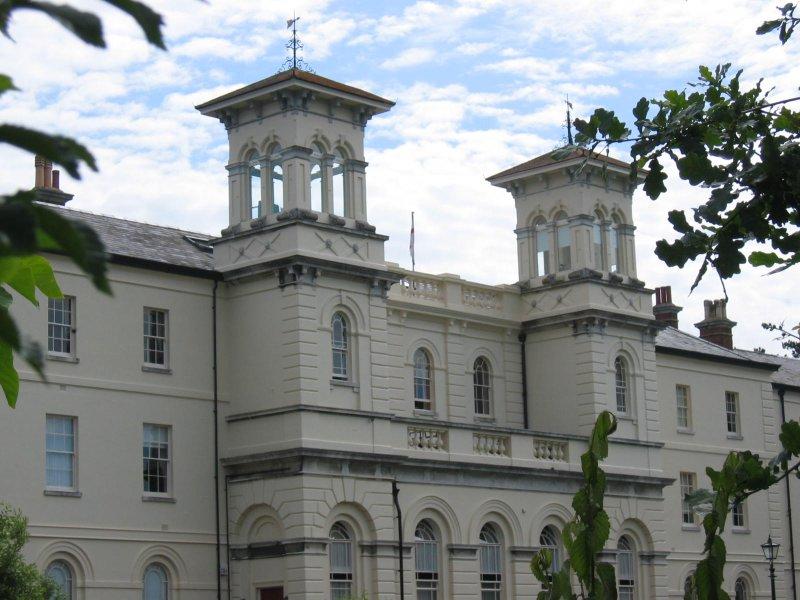 former hospital