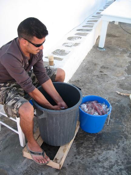 Blog de voyage-en-famille : Voyages en famille, Journée plage à Kolymbithres