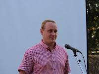 09-Mészáros András a Csemadok elnöke üdvözölte a jelenlévőket.JPG