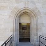 Château de Vincennes : donjon, entrée