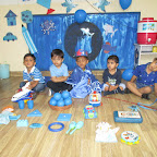 Blue Colour Day (Playgroup) 23.08.2016