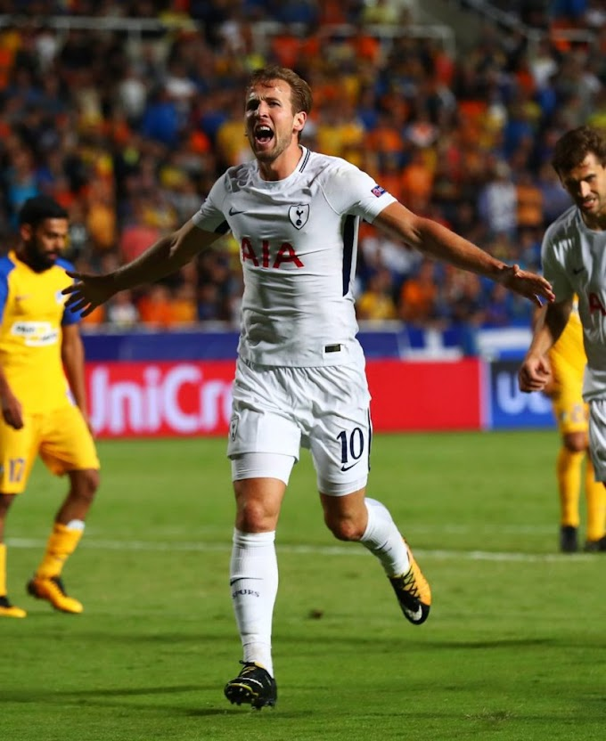 Video: APOEL Nicosia 0 – 3 Tottenham Hotspur [Champions League] Highlights 2017/18