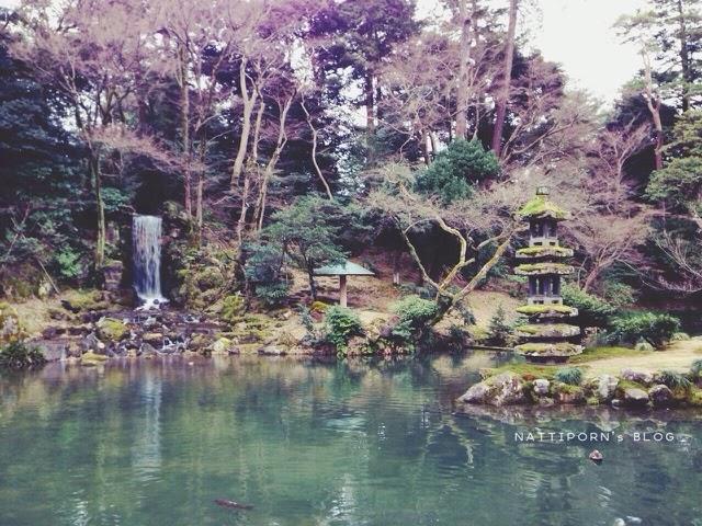 ทริปเยี่ยมญาติ Japan 2014 ทำตัวแนวๆ แถวคานาซาว่า