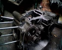Mengatasi motor 4tak berasap