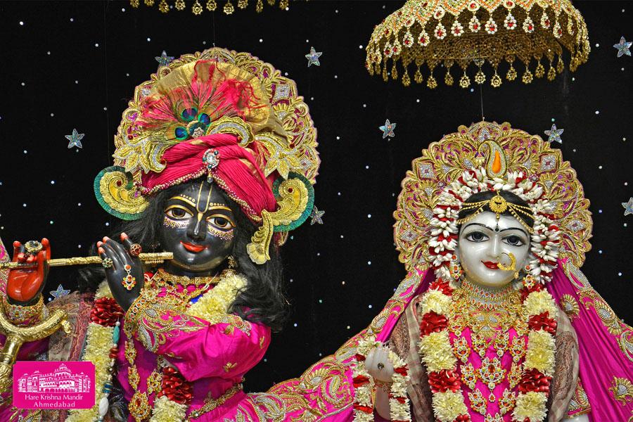 ISKCON Hare Krishna mandir Ahmedabad 04 Jan 2017 (4)