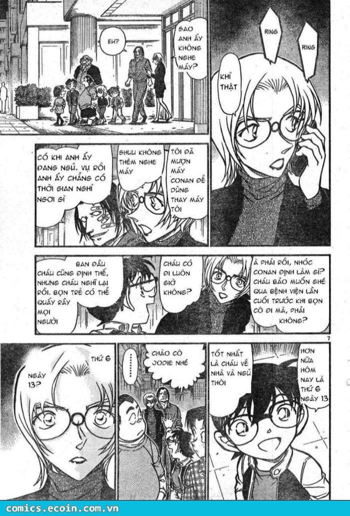 Detective Conan Chap 609 - Truyen.Chap.VN