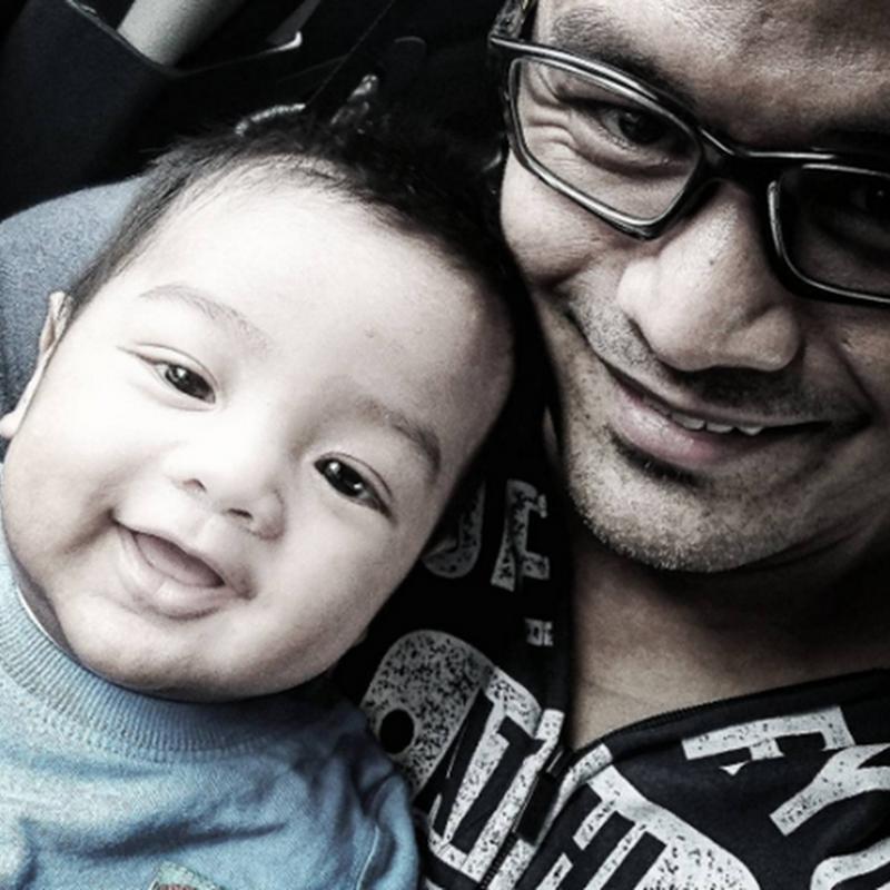 Muhammad Aariz Iman , 4 bulan sudah dia !