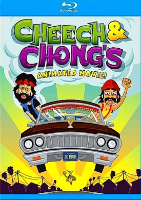 Filme Poster Cheech & Chong's Animated Movie BDRip XviD & RMVB Legendado
