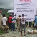 Suku Puhiri Akan Palang Stadion Lukas Enembe, Minta Ganti Rugi Sebelum Pelaksanaan PON XX Papua