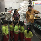 Field Trip to Bakery by Jr Kg Section at Witty World, Bangur Nagar (2018-19)