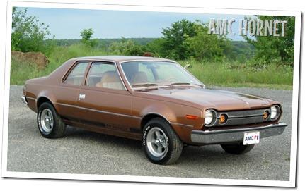 AMC HORNET - autodimerda.it