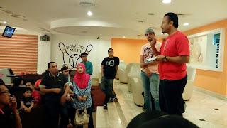Bowling Mania Surau Eco Park 17 May 2015