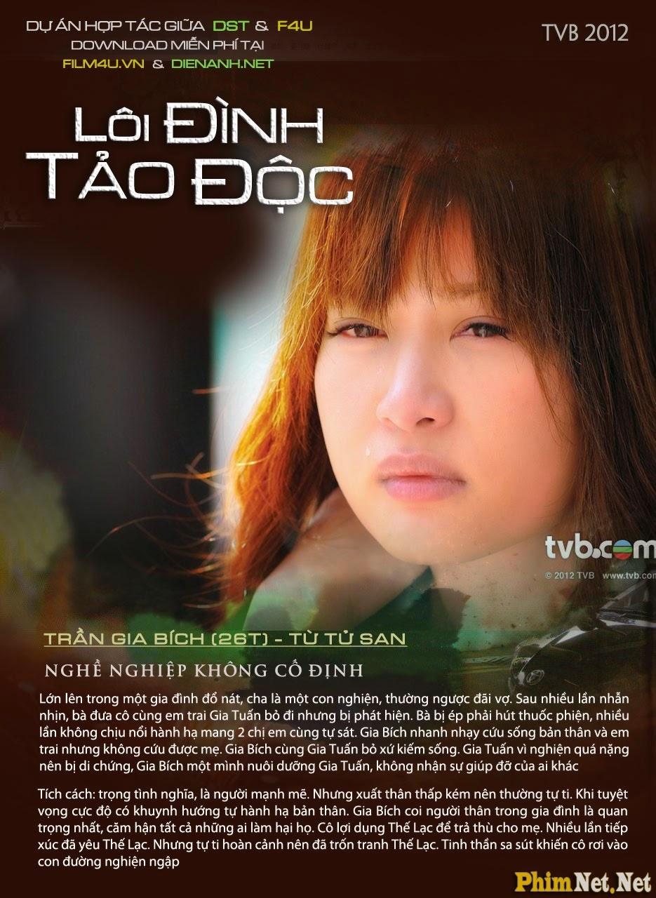 Xem Phim Lôi Đình Tảo Độc - Loi Dinh Tao Doc