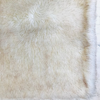 RH Faux Fur Throw