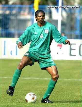 Nwankwo Kanu Celebrates His 41st Birthday Today