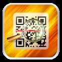 QR BarcodeReader App icon