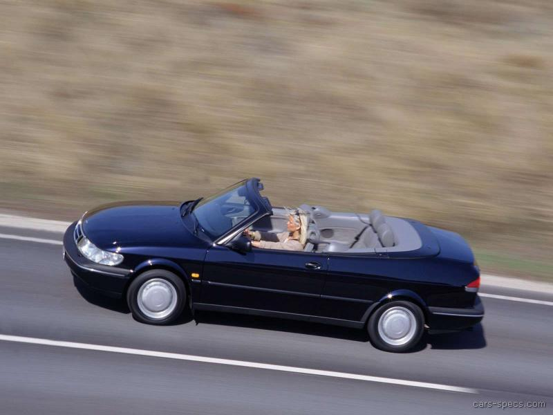 1997 saab 900 convertible specifications pictures prices. Black Bedroom Furniture Sets. Home Design Ideas