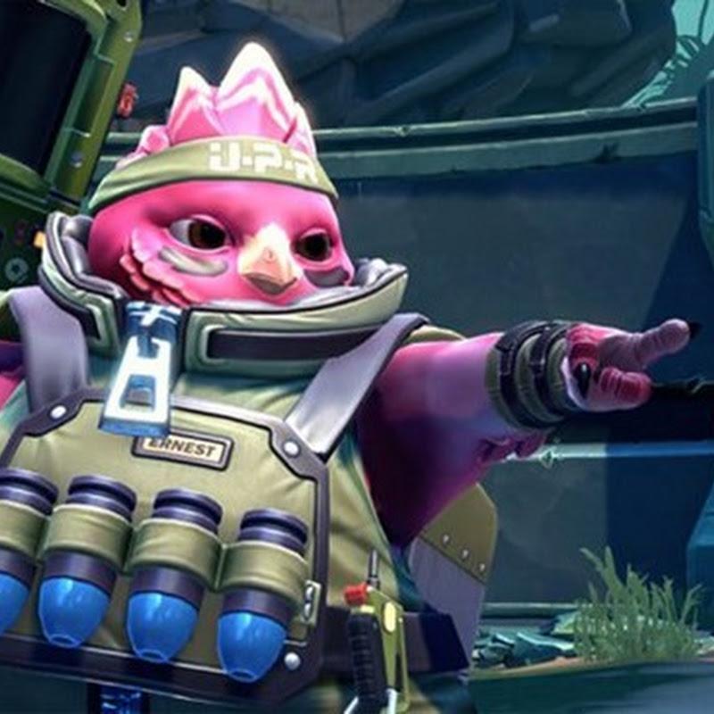 Battleborn fügt einen neuen Charakter hinzu und enthüllt einen weiteren, falls es jemanden interessiert