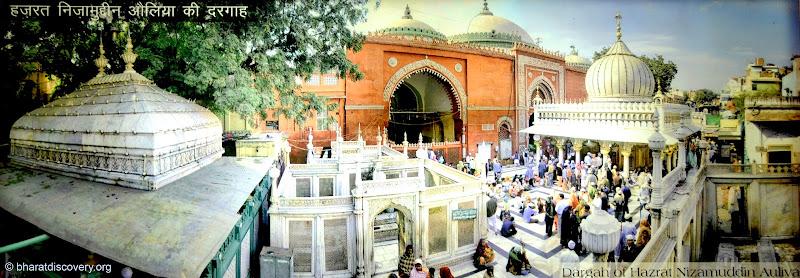 Hazrat Nizamuddin Dargah - 18 Rabi-ul-Aakhir -Urs Hazrat Nizamuddin Auliya Rehmatullah Alaih