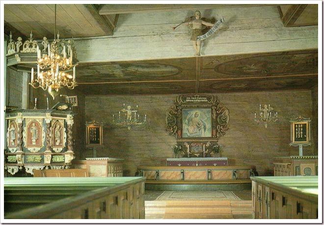 056 Södra Fågelås kyrka interiör