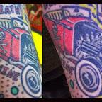 car - Moto, Bike & Car Tattoos