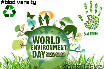 """Theme of World Environment Day 2020 is """"Biodiversity"""""""