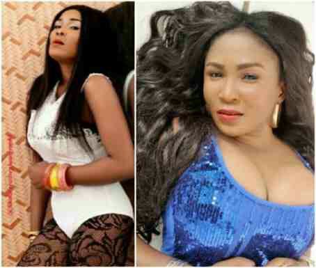 Abuja lesbians are after me - Actress Ruth Eze