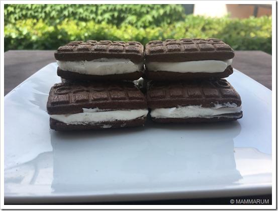 ricetta gelato biscotto senza gelatiera 34