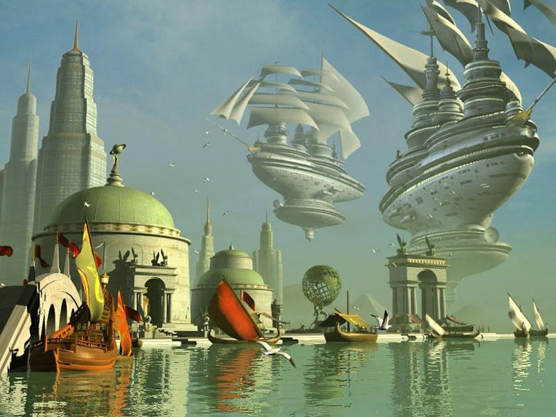 Sorrow Of Magick Landscape, Magical Landscapes 5