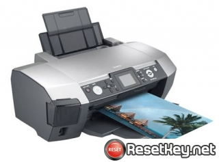 Reset Epson PM-G850 printer Waste Ink Pads Counter