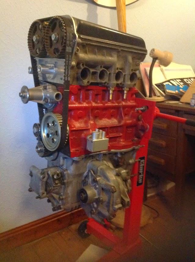 k1100 build up pt 2