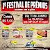 Associação de Moradores promove o 1° FESTIVAL DE PRÊMIOS