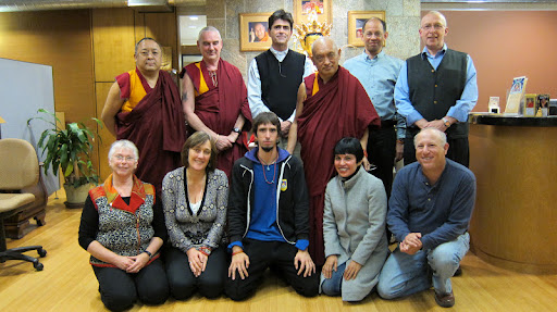 FPMT Board of Directors, Portland Nov 2010