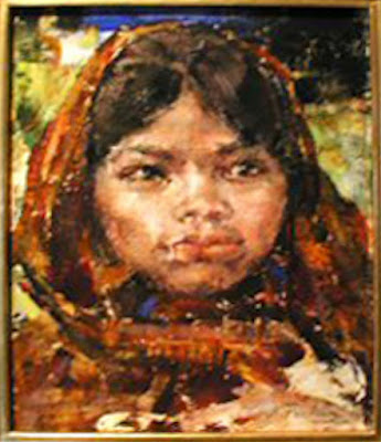 """Portrait of a Young Girl"""