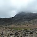 kamp podno Mawenzija (4300 m)