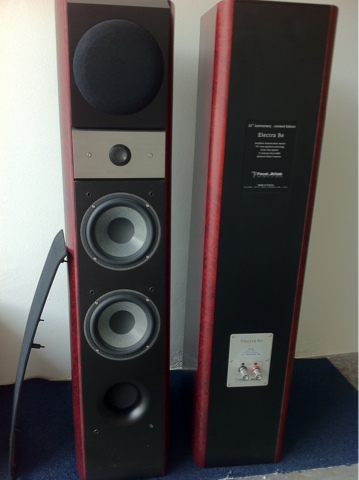 Uk Audio Amp Vision Focal Electra 927 Be Anniversary Edition