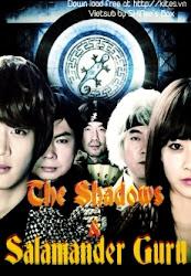 Salamander Guru & The Shadows