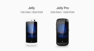 Jelly Pro Specs