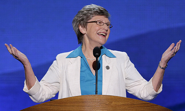 Progressive Catholic nun says Republicans care only for themselves