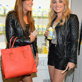 WWW.ENTSIMAGES.COM -    Sian Welby  at      Whistle and  Bango  launch party at Wolf and Badger, London October 23rd 2014Ashley James, Ania Kubow and Rosie Parkes are showcasing their new brand and bracelets at a celebrity studded press launch                                                 Photo Mobis Photos/OIC 0203 174 1069