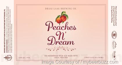 Draai Laag Peaches 'n Dream