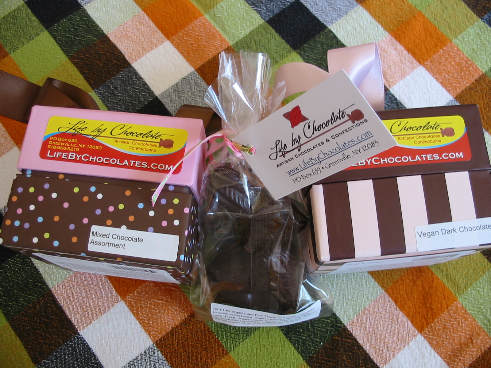 The chocolate cult easter gifts life by chocolate in total for easter they sent us two boxes and a chocolate bunny this is part of their rather large easter collection you can see online negle Choice Image